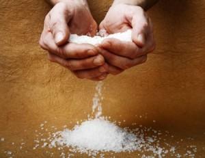 Обуявшая соль